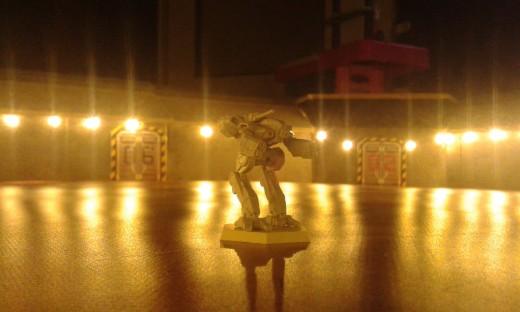 Marauder w świetle jupiterów